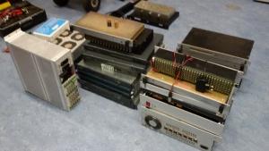 Diverse onderdelen van PI6ATV.