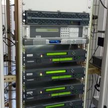 De digitale video encoders tbv de digtale output van PI6ATV