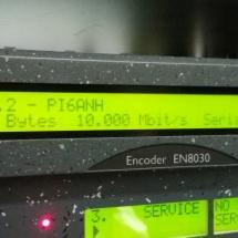 De digitale ontvanger tbv PI6ANH Arhnem.