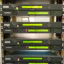 Digitale video ontvangers en encoders van de diverse atv repeaters in het land.