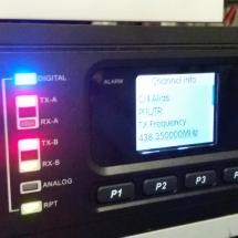 PI1UTR DMR weer on air... BAM er word al weer gelijk gebruik van gemaakt ..